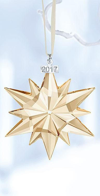 swarovski 2017 ornament