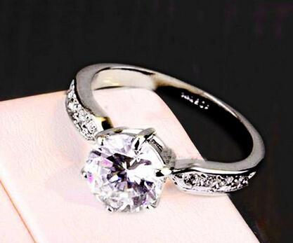 swarovski engagement rings
