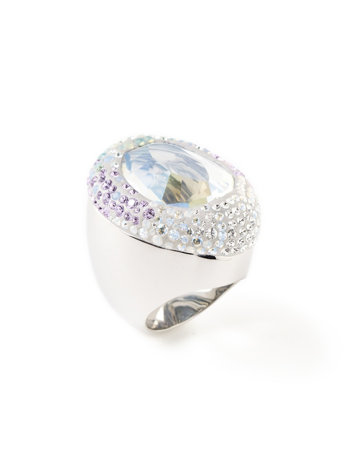 swarovski sparkle ring